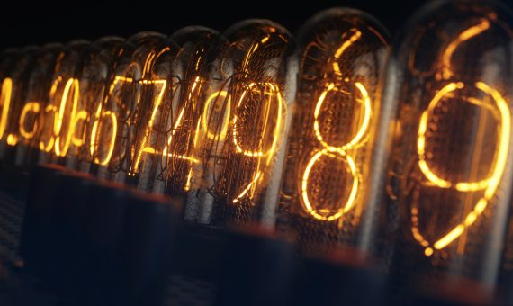 Divergence meter